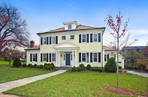 CHEVY CHASE 4 QUINCY ST CHEVY CHASE MD 20815
