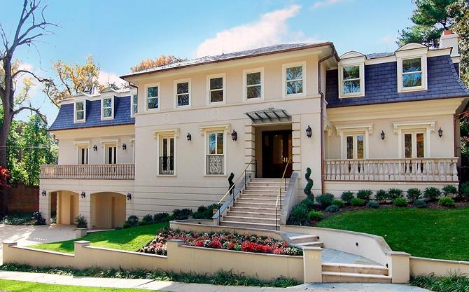 Kazakhastan Embassy Residence Washington DC